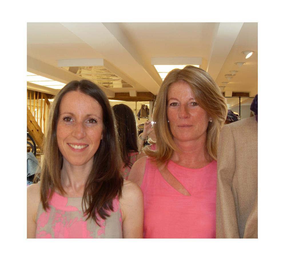 Laura und Simone Buschmann